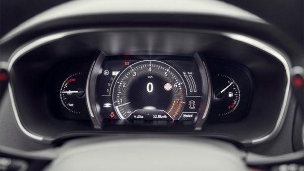 Renault Megane RS 280 Cup Public(2019) Interior 003