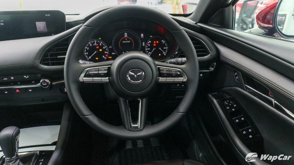 2019 Mazda 3 Liftback 2.0 SkyActiv High Plus Interior 005