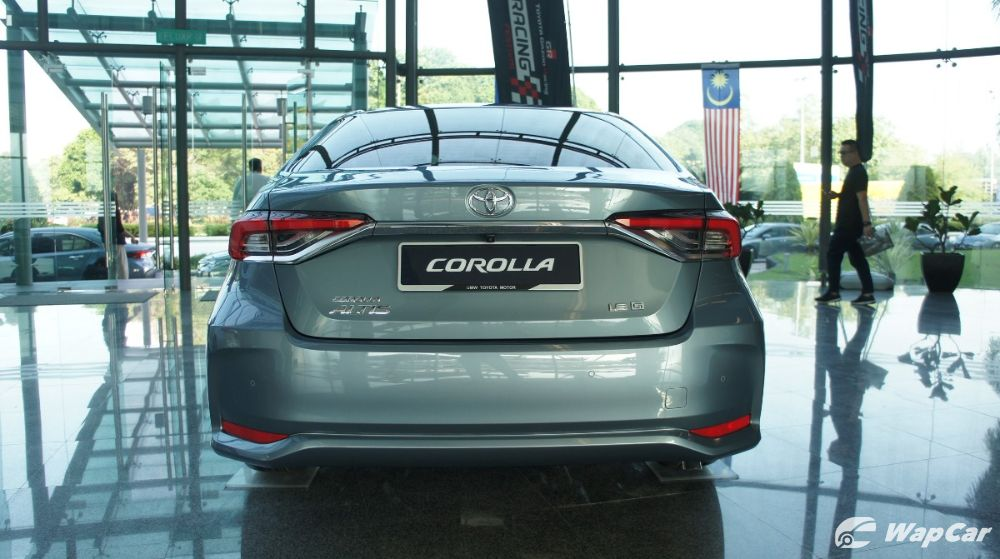 2019 Toyota Corolla Altis 1.8E Others 008
