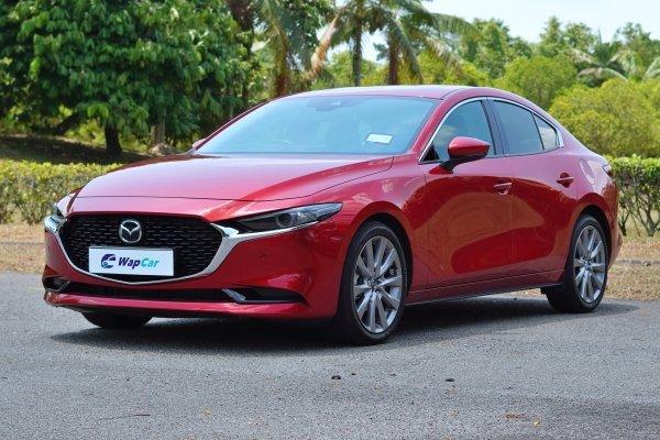 Review: Mazda 3 Sedan/Liftback – Mind says no, heart says otherwise