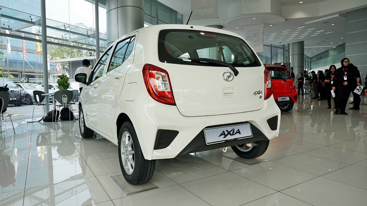2019 Perodua Axia GXtra 1.0 AT Others 007