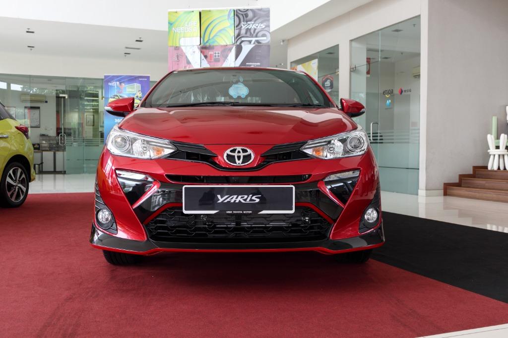 2019 Toyota Yaris 1.5E Others 002