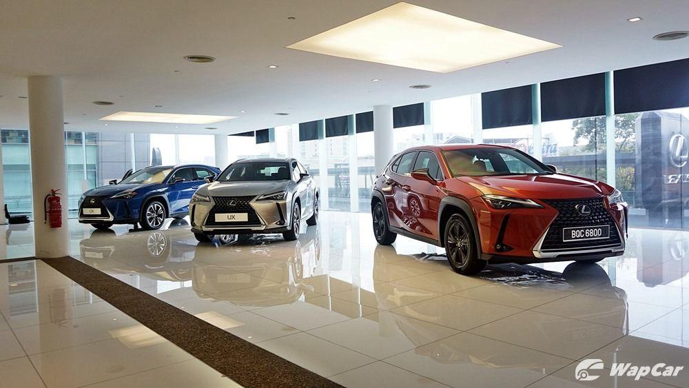 2020 Lexus UX 200 Luxury Others 007
