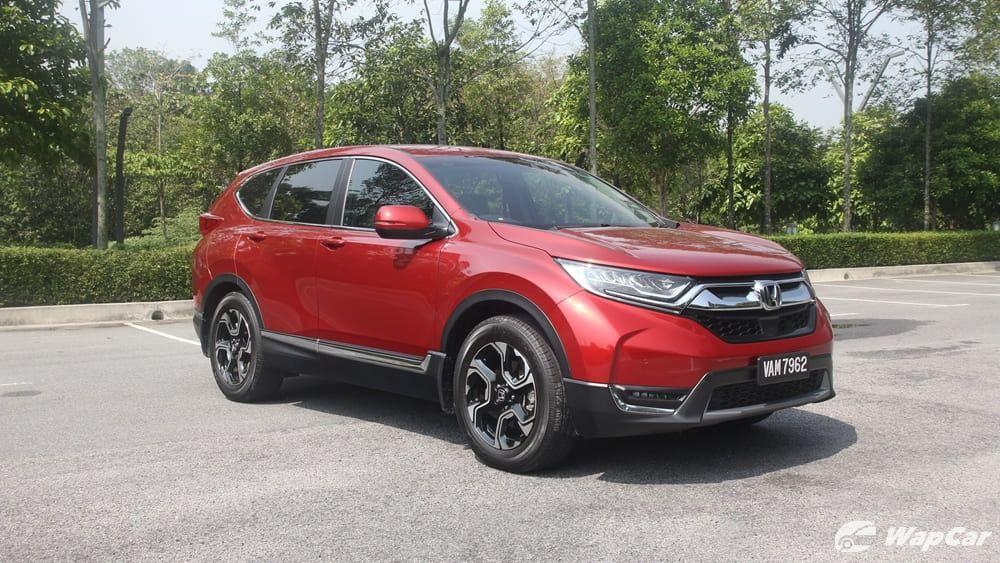 2018 Honda CR-V 1.5TC Premium 2WD Others 003