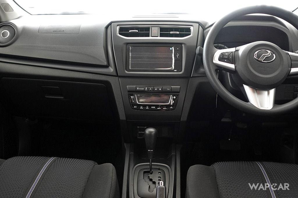 2019 Perodua Aruz 1.5 X Others 003