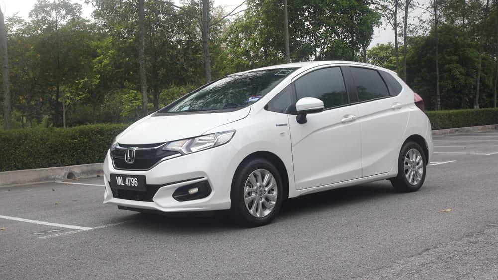 2018 Honda Jazz 1.5 Hybrid Price, Reviews,Specs,Gallery In Malaysia   Wapcar