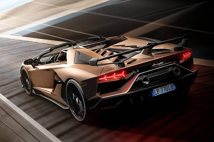 2019 Lamborghini Aventador SVJ Roadster MT Price, Reviews