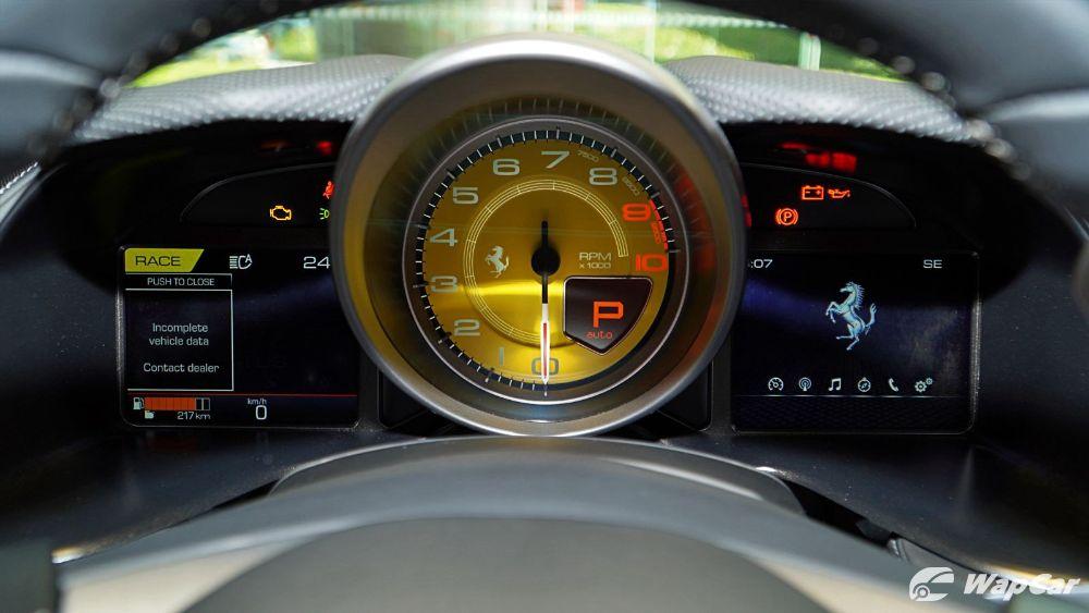 2020 Ferrari 812 GTS Interior 005