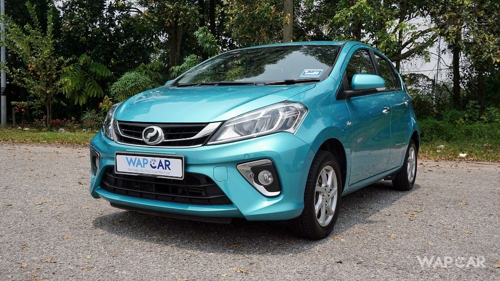 2018 Perodua Myvi 1.3 Premium X AT Others 002