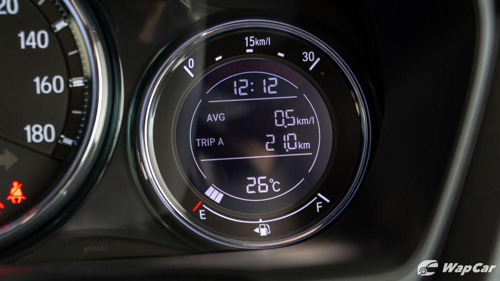 2020 Honda BR-V 1.5L V Interior 003