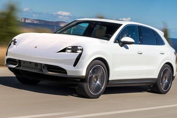 The next Porsche Macan is all-electric, based on Porsche Taycan platform