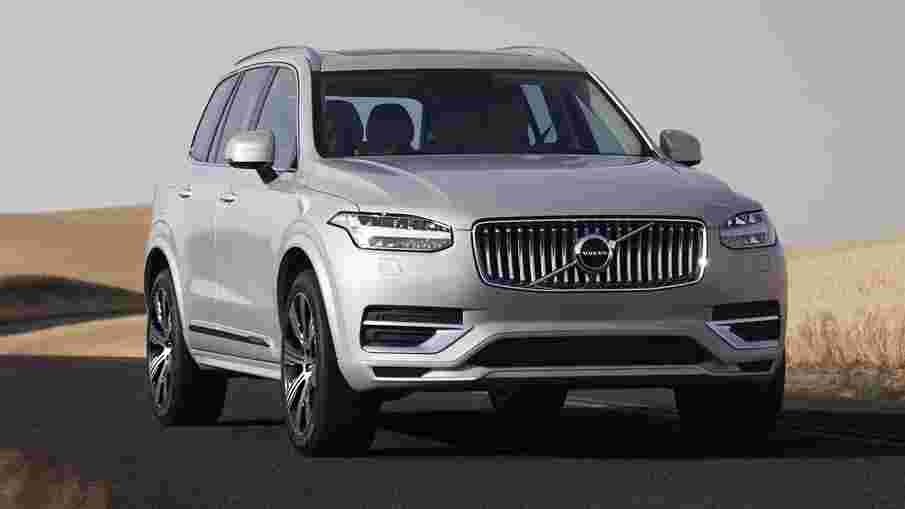 2020 Volvo XC90 facelift! New reason to go Swede