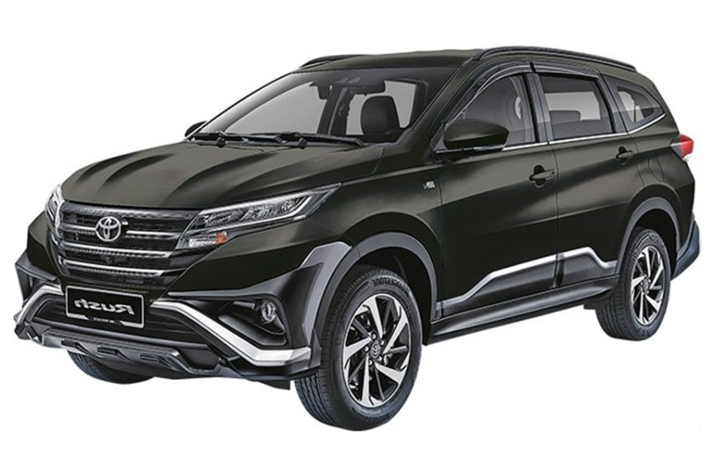 Toyota Rush (2019) Others 003