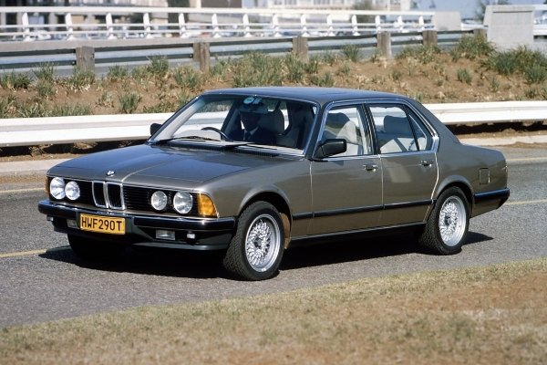 The South African E23 BMW 745i was the BMW M7 most didn't know existed