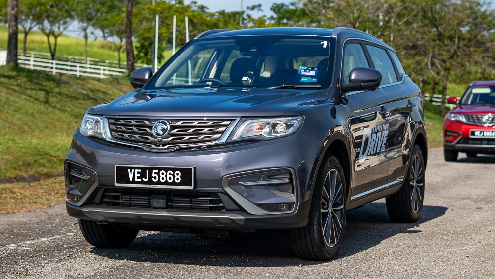 2020 Proton X70 1.8 Premium X 2WD Price, Reviews,Specs,Gallery In Malaysia | Wapcar