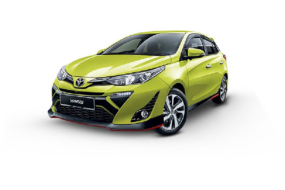 2019 Toyota Yaris 1.5J Price, Reviews,Specs,Gallery In Malaysia | Wapcar