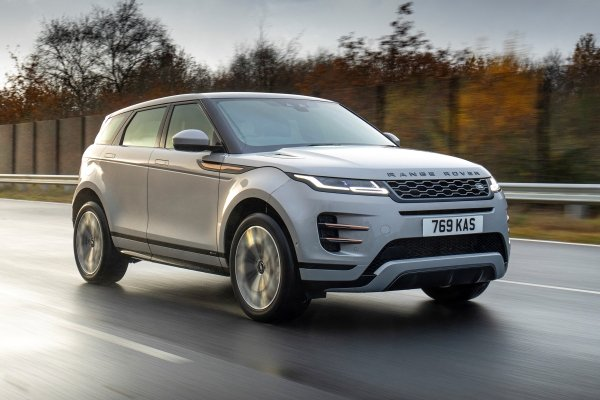 Jaguar Land Rover's new plug-in hybrid powertrain features a 3-cylinder engine