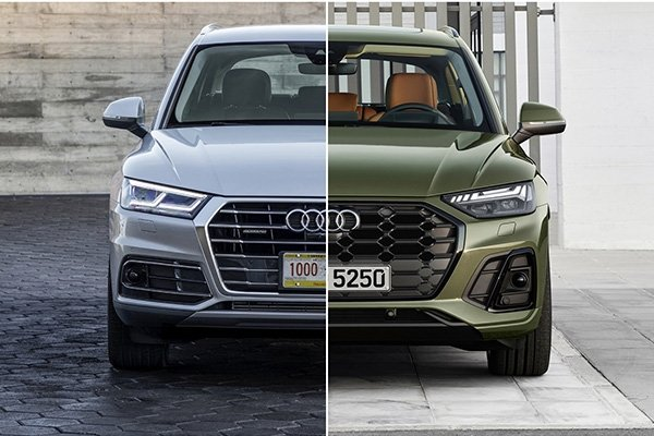 New vs Old: 2020 Audi Q5 facelift - Anything new besides its sleek looks?