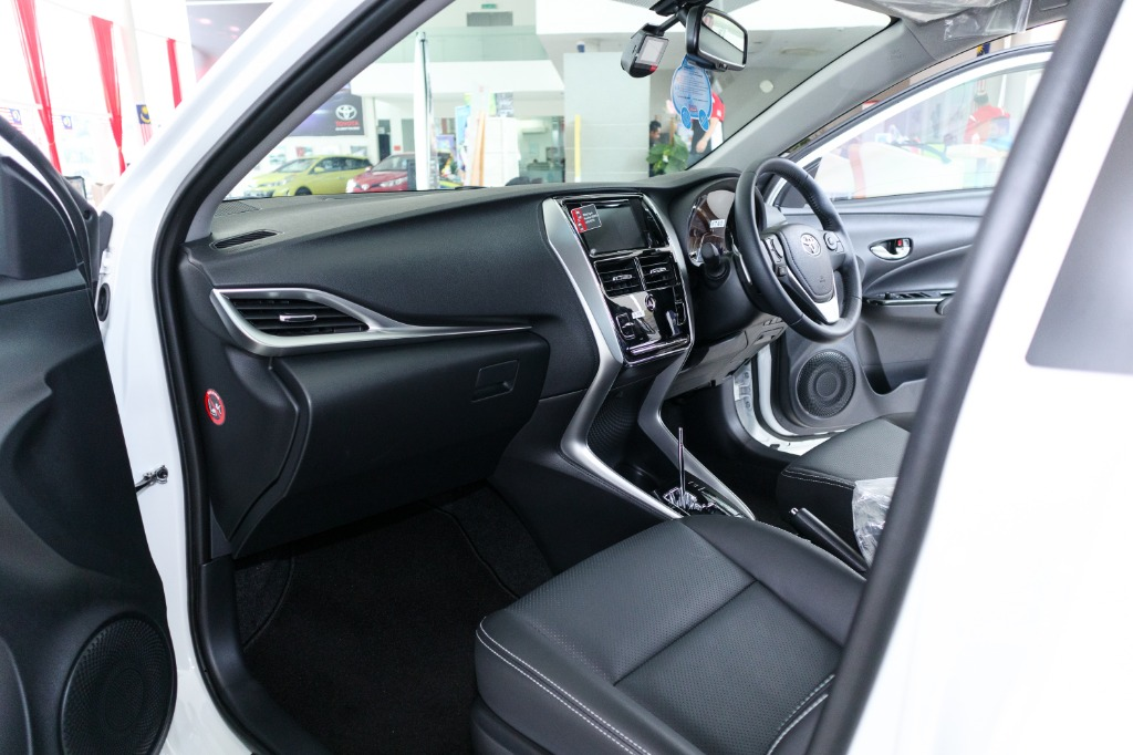 2019 Toyota Vios 1.5G Others 003