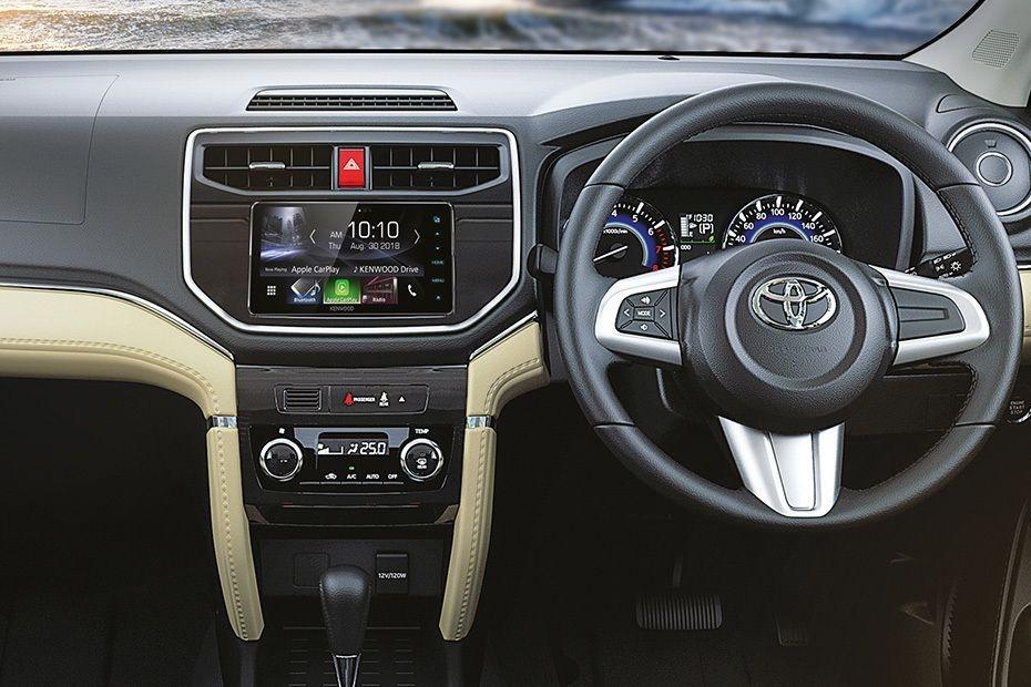 Toyota Rush (2019) Interior 001
