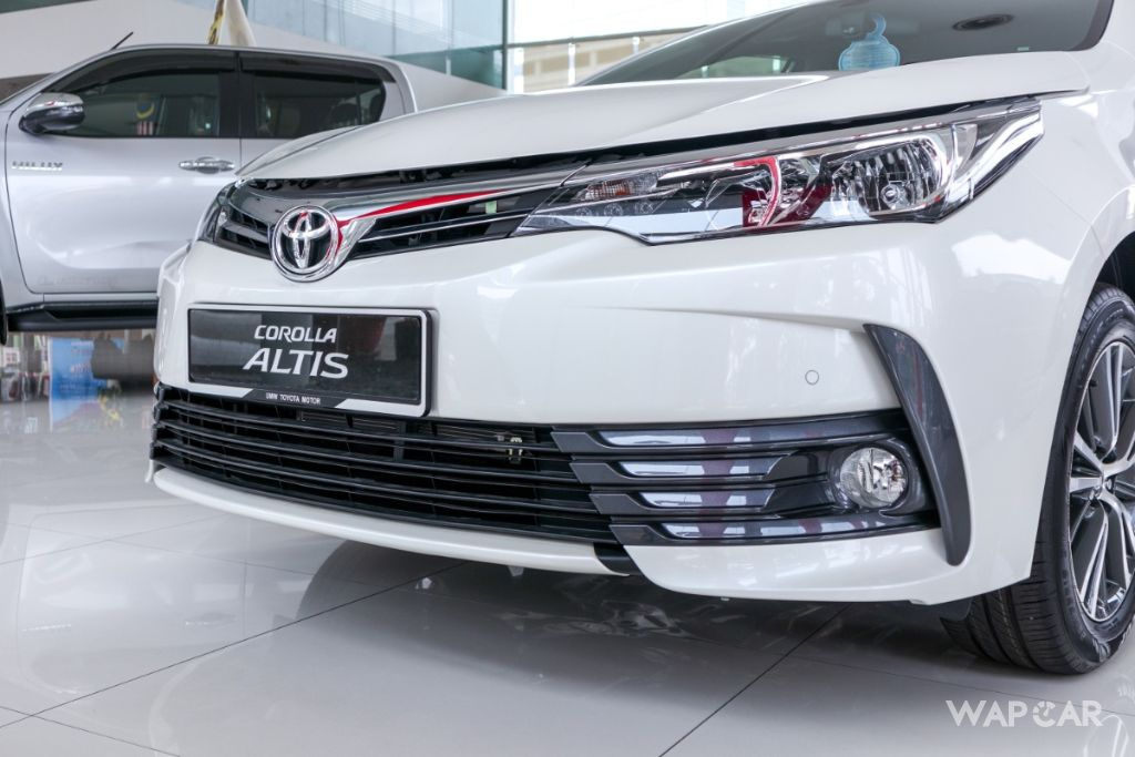 2018 Toyota Corolla Altis 1.8G Others 007