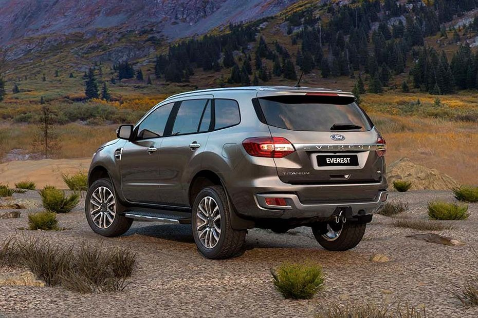 Ford Everest (2017) Others 008
