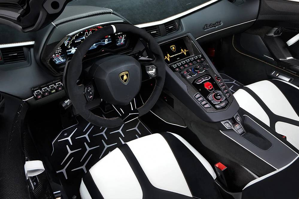 2019 Lamborghini Aventador SVJ Roadster MT Price, Reviews
