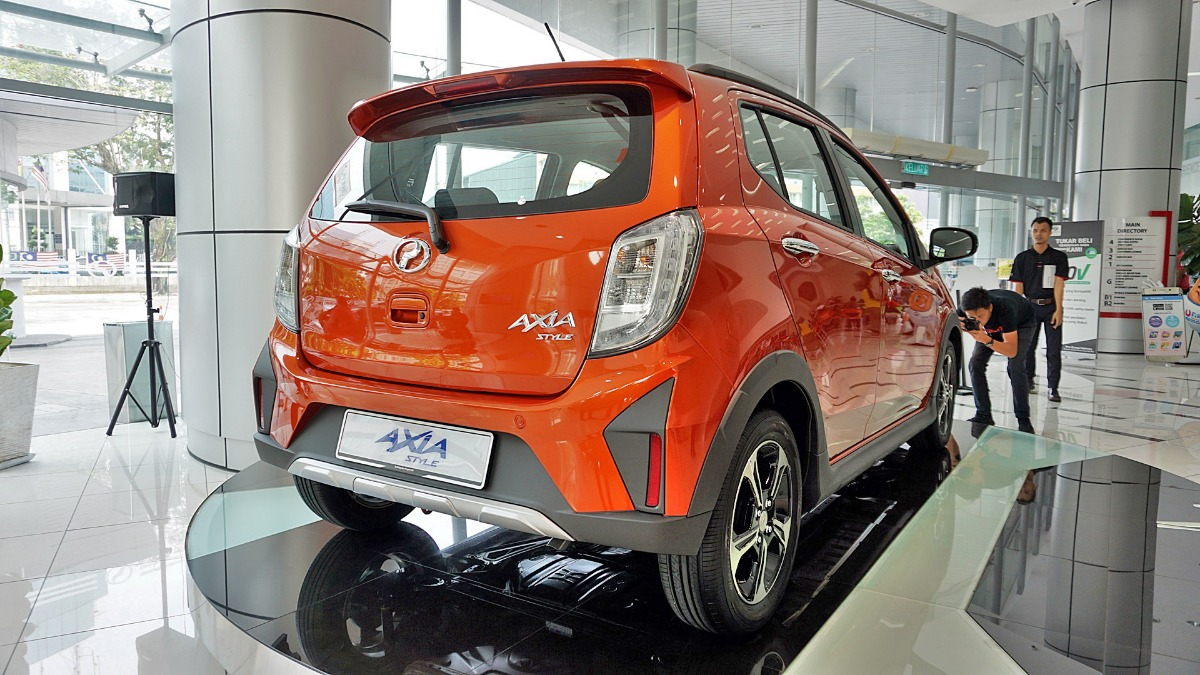 2019 Perodua Axia Style 1.0 AT Others 006