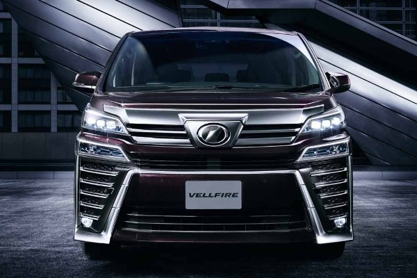 Toyota Vellfire/Alphard's ADAS is rated best in Japan