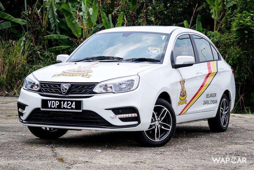 2019 Proton Saga 1.3L  Premium AT Others 001