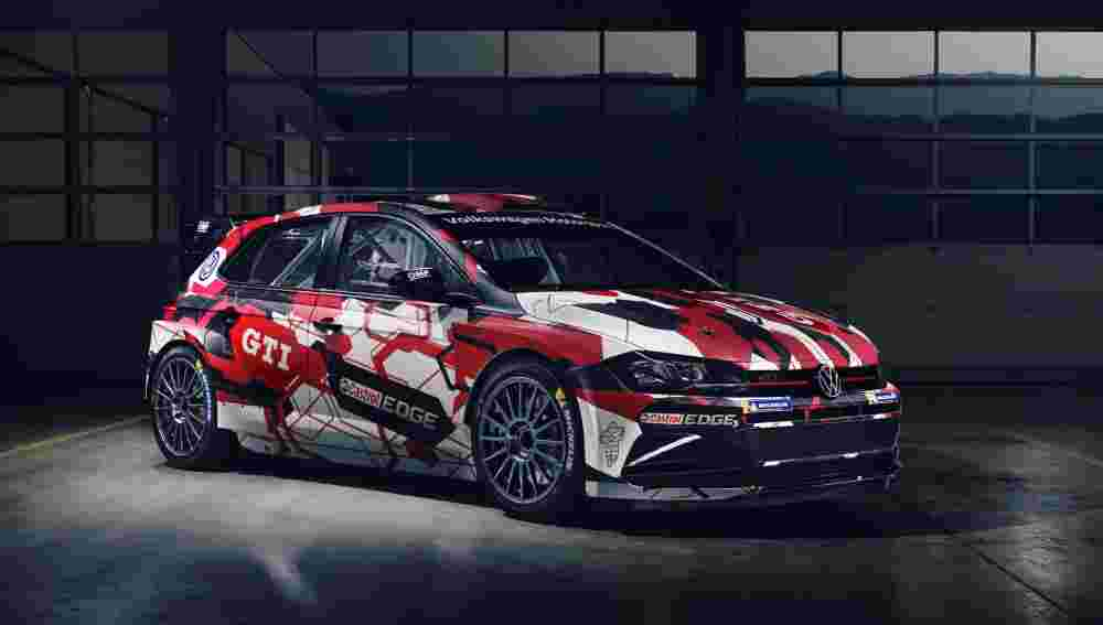 You can buy a WRC specs VW Polo rally car, but not a Golf. Here's why.
