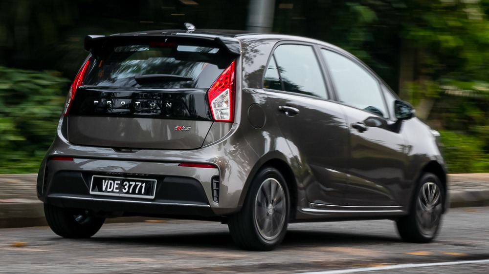Review Proton Iriz 2019 1 6 Premium Cvt For The Love Of Driving