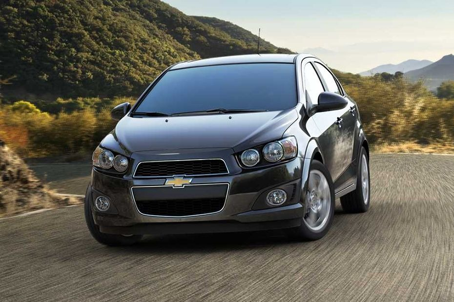 Chevrolet Sonic Sedan (2016) Others 001