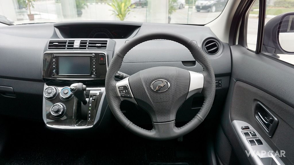 2018 Perodua Alza 1.5 AV AT Others 004
