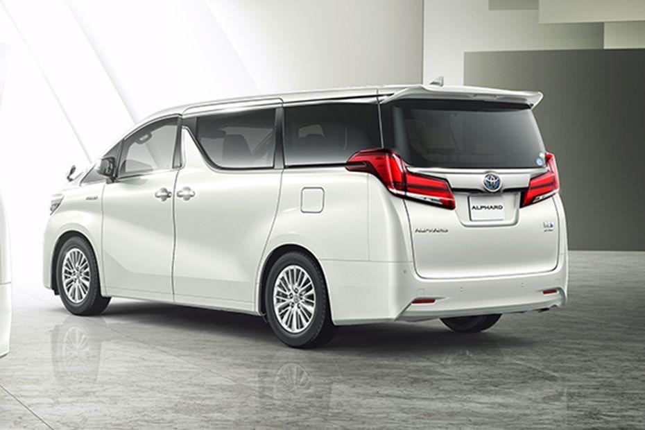 Toyota Alphard (2018) Exterior 003