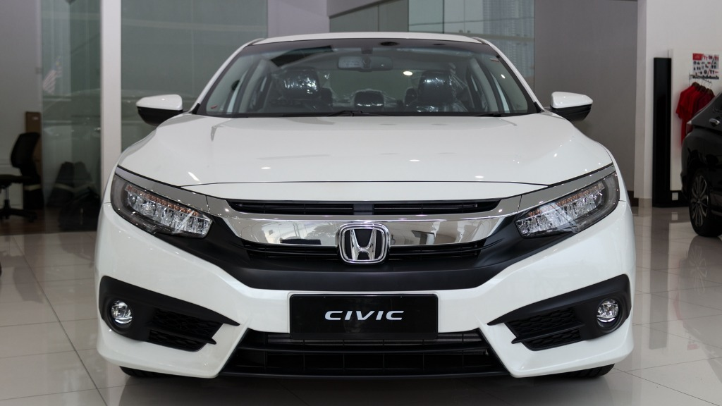 mobil civic 2018-I feel underpowered about this. How powerful is the new mobil civic 2018? am i just going crazy00