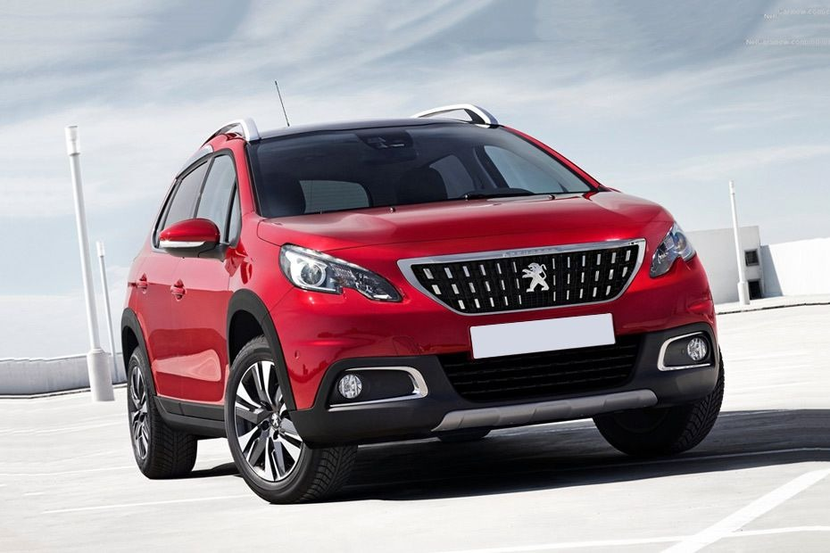 Peugeot 2008 (2018) Others 003
