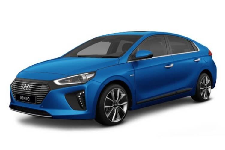 2018 Hyundai Ioniq HEV Plus