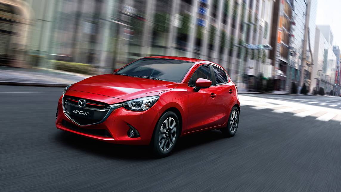 2018 Mazda 2 Hatchback 1.5 GVC with LED Lamp (Soul Red Crystal) Price, Reviews,Specs,Gallery In Malaysia | Wapcar