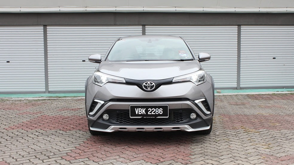 2019 Toyota C-HR 1.8 Others 002