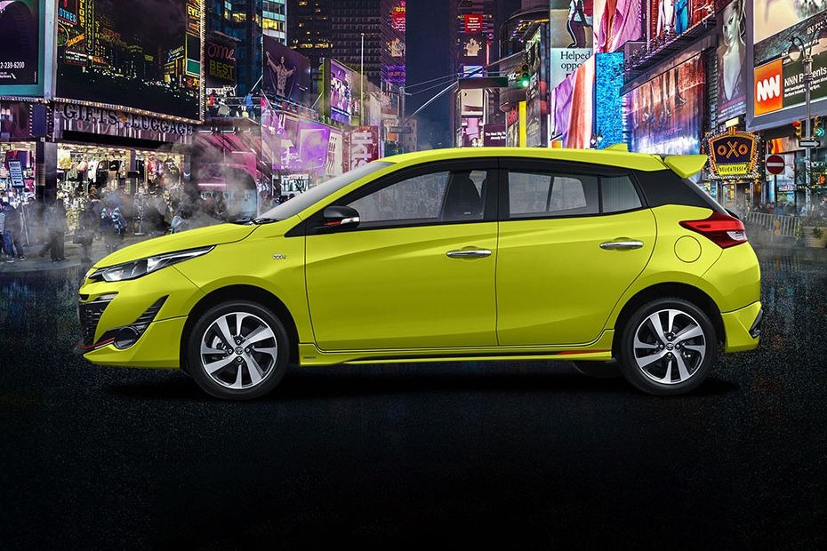 Toyota Yaris (2019) Others 009