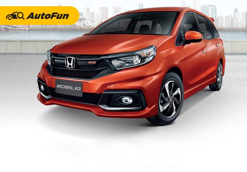 5 ข้อที่ทำให้ 2019 Honda Mobilio ยังน่าเป็นเจ้าของแม้จะทำ ...