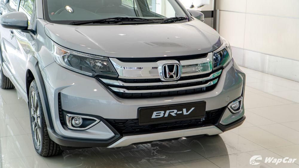 2020 Honda BR-V 1.5L V Exterior 007