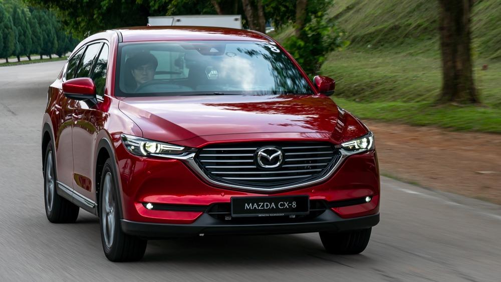Mazda CX-8 01