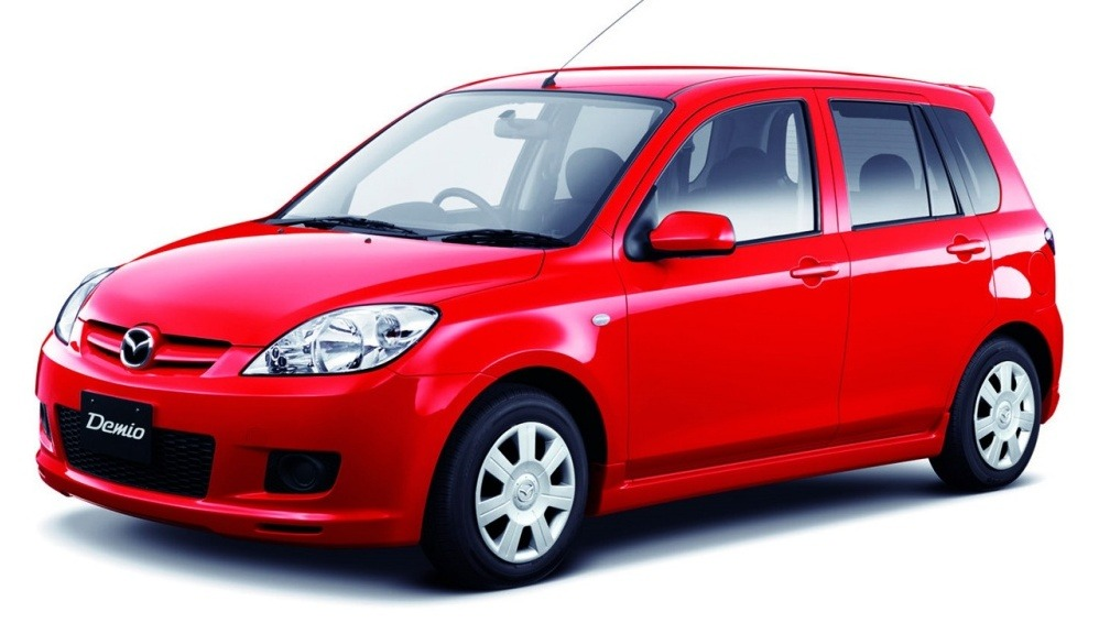 Mazda 2 started as a minivan