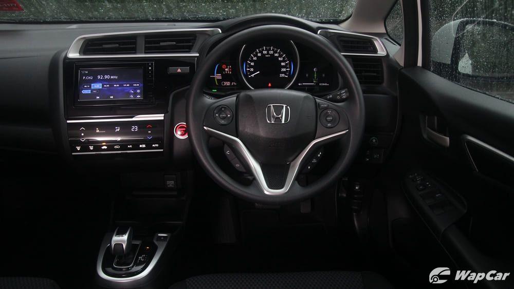 2018 Honda Jazz 1.5 Hybrid Others 003