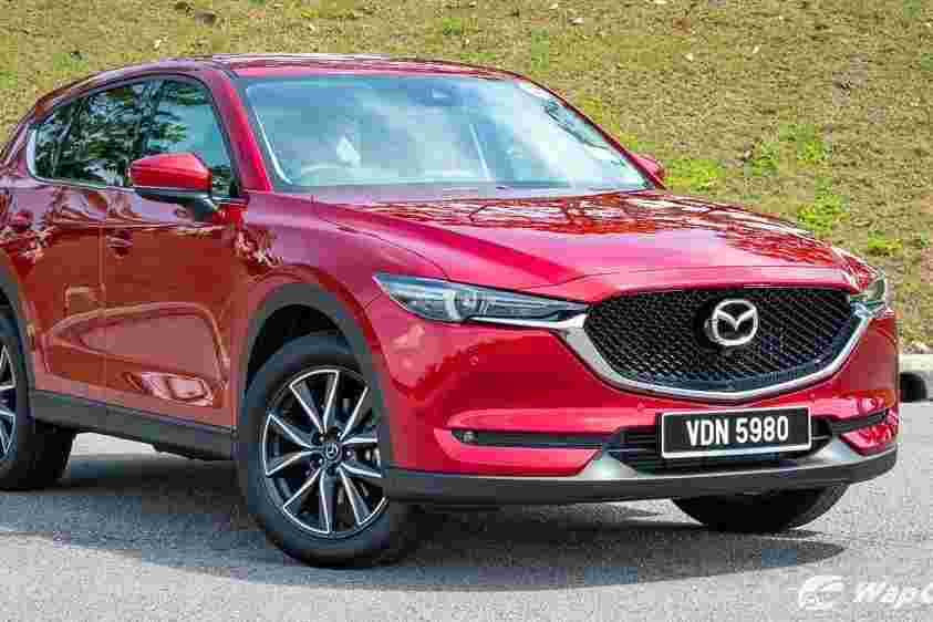 Mazda: No new CKD models for 2020, but new CKD SUV planned for 2021. CX-30 next?