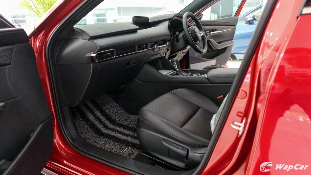 2019 Mazda 3 Liftback 2.0 SkyActiv High Plus Interior 003