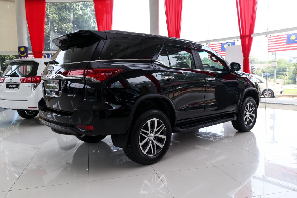 2018 Toyota Fortuner 2.7 SRZ AT 4x4 Others 004