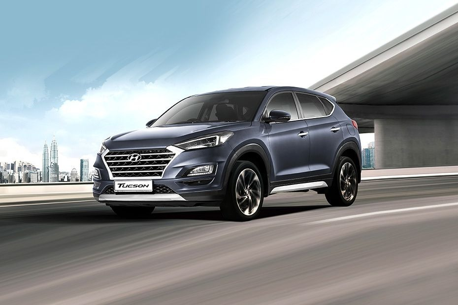 Hyundai Tucson (2018) Others 001